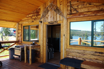Oyama Lake Eco Lodge